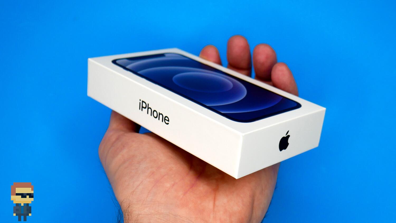 Обзор iPhone 12 mini