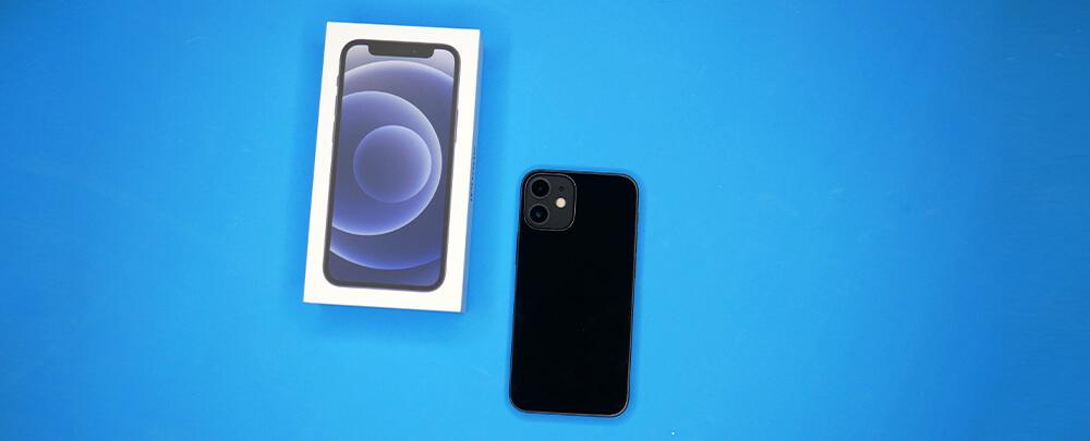 Обзор iPhone 12 mini камера