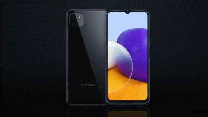 Узнали главное о Samsung M22 с Helio G80 и емкой батареей