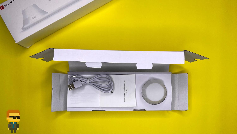 Обзор Yeelight Wireless Charge Nightlight