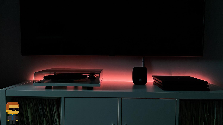 Обзор Yeelight Aurora Lightstrip Plus — умная RGB лента