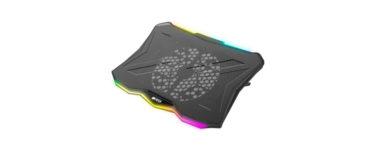 Обзор HIPER CP-A1 VIENTO — бюджетная защита игрового ноутбука от жары