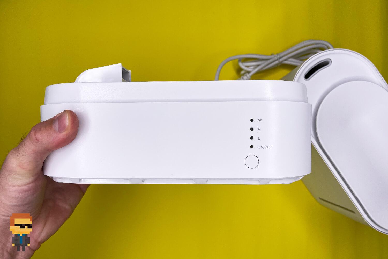 Обзор увлажнителя Hiper Iot Humidifier 2.2L