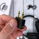 HIPER SILENCE ANC HX5 — наушники с реальным активным шумопо-давлением