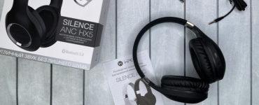 HIPER SILENCE ANC HX5 — наушники с реальным активным шумопо-давлением и Bluetooth 5.0
