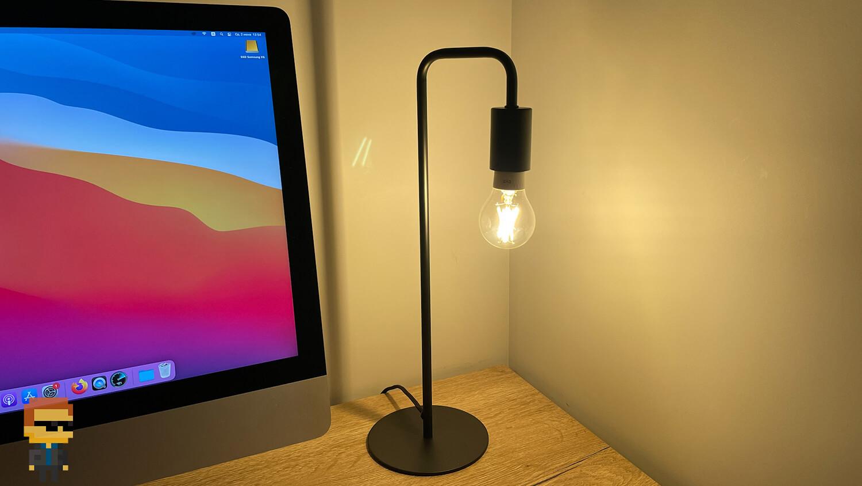 Обзор Yeelight Smart LED Filament Bulb — экономная умная лампа из стекла с карманным выключателем