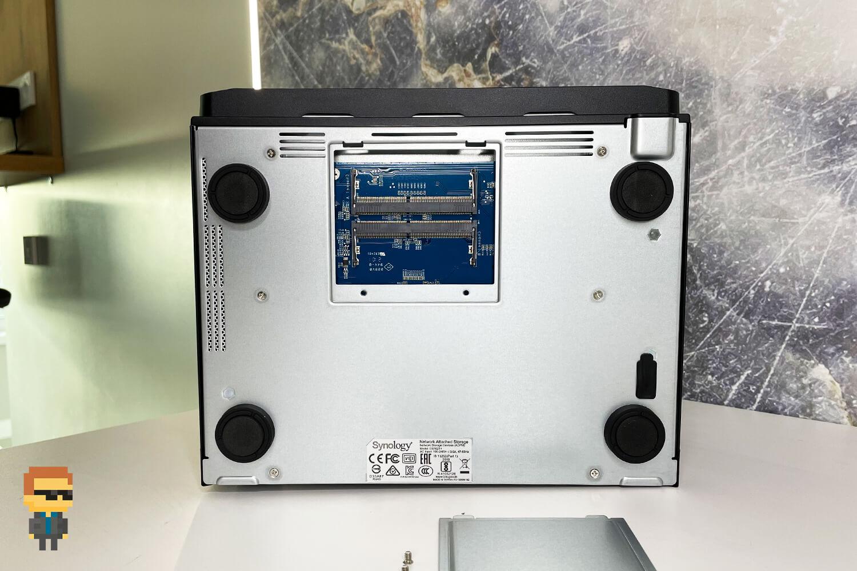 Обзор Synology DS1621+ — сетевое хранилище для бизнеса