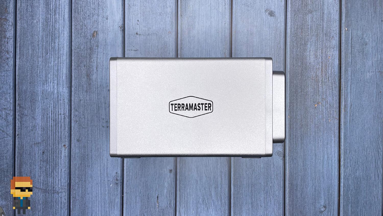 Обзор NAS TerraMaster F2-221