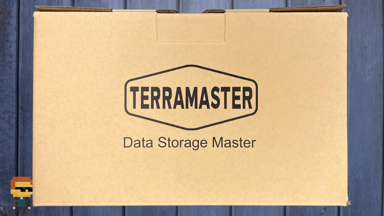 Обзор NAS TerraMaster F2-221 — упаковка