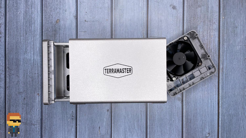 Обзор NAS TerraMaster F2-221 – разбор