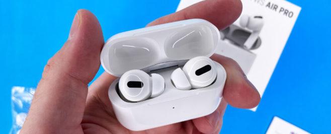 Обзор наушников HIPER TWS AIR PRO с Bluetooth 5.0 — как Apple AirPods Pro, но в 6 раз дешевле