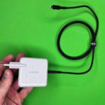 Обзор ЗУ Anker PowerPort PD+ 2 с USB-C — одновременная быстрая зарядка двух девайсов