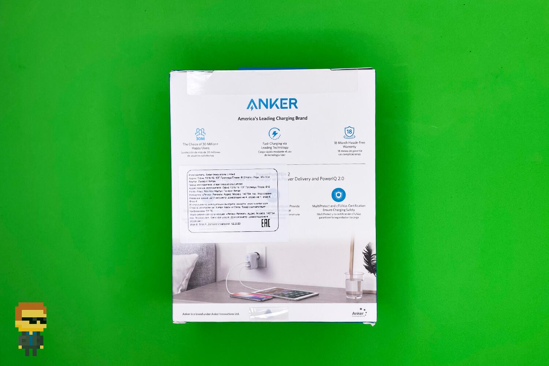 Обзор ЗУ Aneker PowerPort PD+ 2 с USB-C — одновременная быстрая зарядка двух девайсов