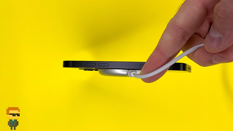 Обзор Anker PowerWave Magnetic Pad — беспроводная зарядка iPhone 12
