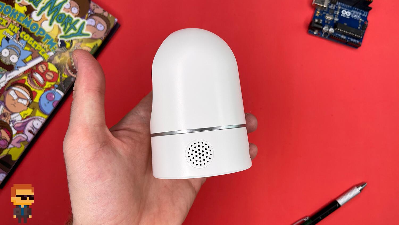 Обзор eufy Indoor Cam 2K PTZ — камеры видеонаблюдения с ИИ
