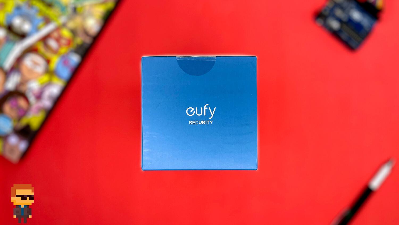 Обзор камеры eufy Indoor Cam 2K PTZ