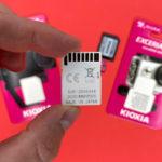 Обзор карт памяти KIOXIA EXCERIA PLUS SDXC UHS-I и MicroSDXC — прокачиваем камеры под 10 часов 4K видеозаписи