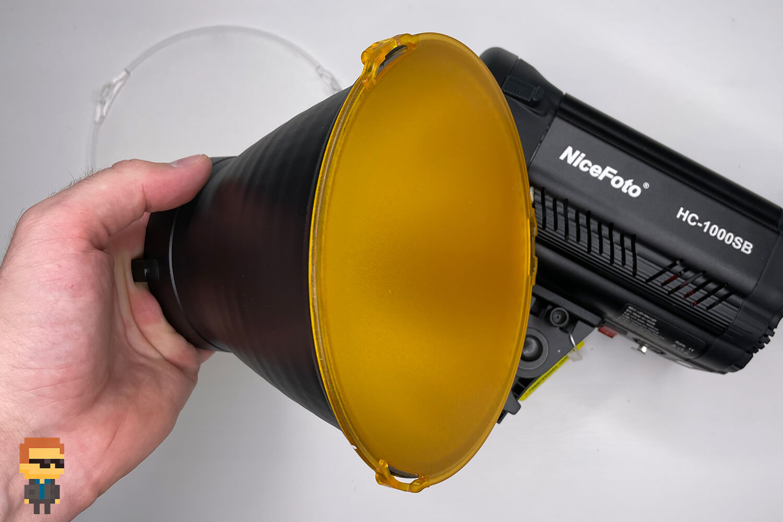 Обзор NiceFoto HC-1000SB