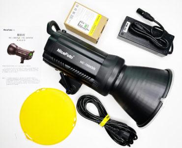 Обзор NiceFoto HC-1000SB — лучшего в 2021 бюджетного постоянного света для видеосъемки
