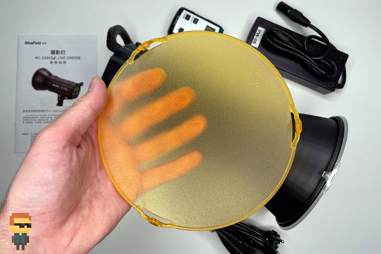 Обзор NiceFoto HC-1000SB постоянный свет