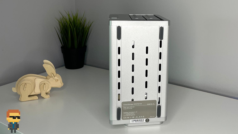 Обзор TNAS TerraMaster F2-422 10Gb — личного облака на 32 Тб с 10-гигабитным Ethernet
