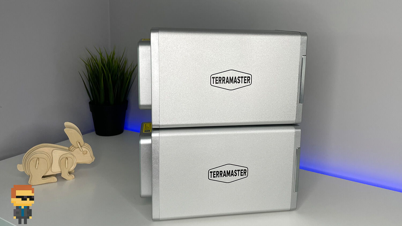 Обзор TNAS TerraMaster F2-422 10Gb