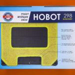 Обзор робота-мойщика HOBOT-298 Ultrasonic