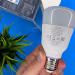 Обзор Yeelight Smart LED Bulb W3 — умной RGB-лампы с цоколем E27