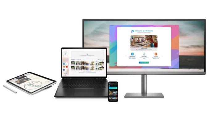 HP представила домашний офис с Core i9