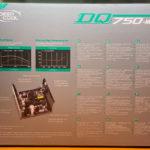 Обзор DEEPCOOL DQ750-M-V2L – упаковка