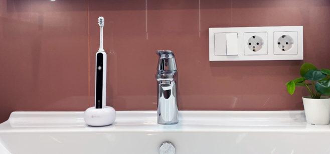 Обзор звуковой зубной щетки DR.BEI S7 – роскошное отбеливание зубов