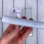 Обзор звуковой зубной щетки Dr.Bei BET-C01 — отбеливает зубы за 2000 рублей
