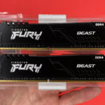 Обзор Kingston FURY Beast Black — оперативная память