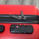 "Обзор Ninetygo Business Travel Luggage 20"" — красного бизнес-чемодана"