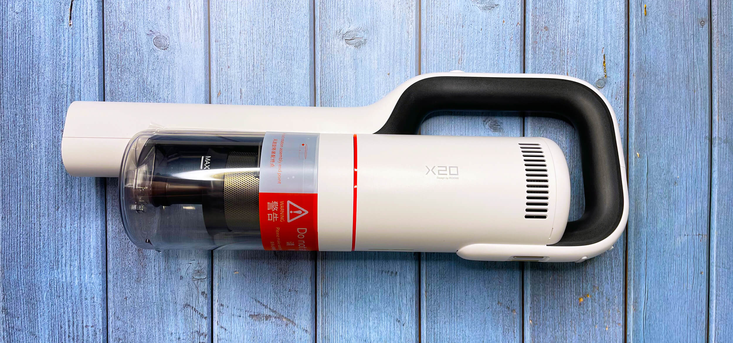 Обзор пылесоса Roidmi X20 – для сухой и влажной уборки