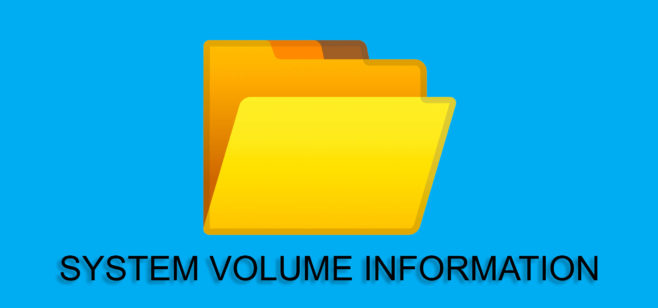 Что за папка System Volume Information и можно ли её удалить