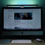 Обзор умной лампы Yeelight LED Screen Light Bar PRO — RGB подсветка рабочего места