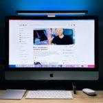 Обзор умной лампы Yeelight LED Screen Light Bar PRO – упаковка