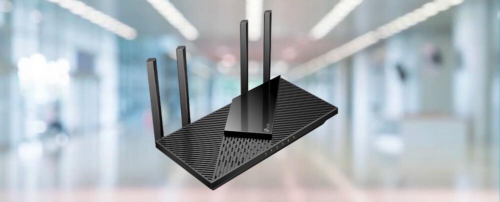 TP-Link Archer AX55 –новый роутер с Wi-Fi 6