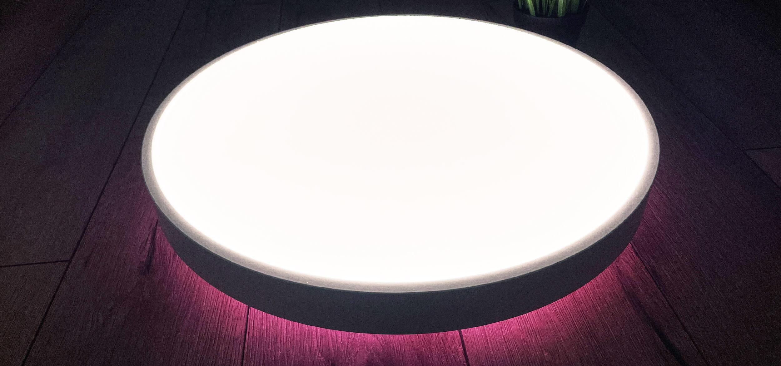 Обзор умного потолочного светильника Yeelight Arwen Ceiling Light 450S