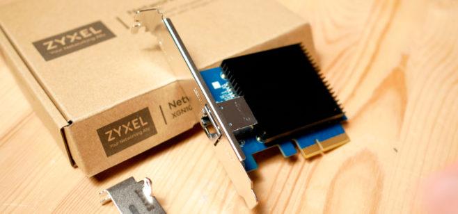 Обзор сетевого коммутатора Zyxel XGS1250-12